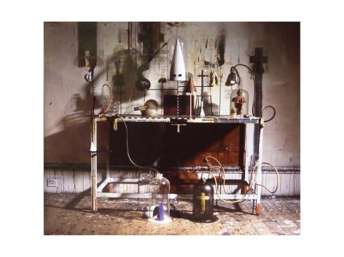 Laboratorium: Vanitas